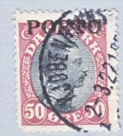 DENMARK   J 7   (o) - Postage Due