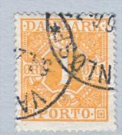 DENMARK   J 9   (o) - Postage Due
