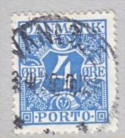 DENMARK   J 10   (o) - Postage Due