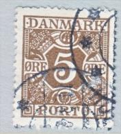 DENMARK   J 11   (o) - Postage Due