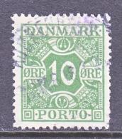 DENMARK   J 15   (o) - Postage Due