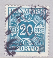DENMARK   J 17   (o) - Postage Due