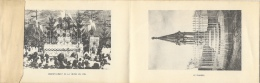 Bande Accordéon De 5 Photos D´Auvergne - Les Roches Tuillières Et Sanadoire, Couronnement De La Vierge En 1894... - Reproductions