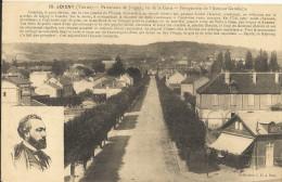 JOIGNY -  Panorama De Joigny Vue De La Gare   209 - Joigny
