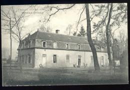 Cpa  Du 03  Biozat  Château De Font Noble  ...  Gannat  Vichy   AVR8 - Vichy