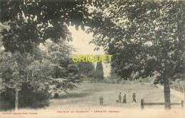 Cpa 09 Arnave, Chateau Du Castelet, N° 1 - Autres Communes