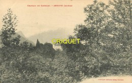Cpa 09 Arnave, Chateau Du Castelet, N° 2 - Autres Communes