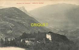 Cpa 09 Arnave, Chateau Du Castelet, N° 3, Carte Pas Courante - Autres Communes