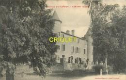Cpa 09 Arnave, Chateau Du Castelet, N° 4 - Autres Communes