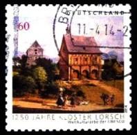 Bund / Germany: ´Kloster Lorsch - Selbstklebend, 2014´ / ´Imperial Abbey - Self-adhesion´, V Mi. 3055 Oo - BRD