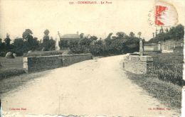 N°37909 -cpa Cormolain -le Pont- - Autres Communes