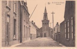 Beernem   Sint-Joris ten distel   Kerkstraat             Scan 7090
