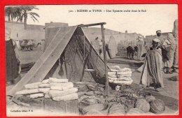 CPA: Algérie - Scènes Et Types - Une Epicerie Arabe Dans Le Sud (Collection Idéale P.S. N°521) - Scenes