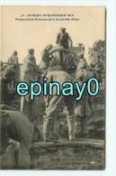 Bf - 56 - GUER COETQUIDAN - GUERRE EUROPEENNE 1914 - Prisonniers Allemands - Corvée D´eau  -  - édit. Vasselier NANTES - Guer Coetquidan