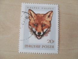 """Ungarn / Hungry  1966    Mi. Nr. 2255   O / Gestempelt     """" Jagdtrophäen """" - Hongrie"""