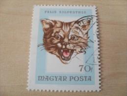 """Ungarn / Hungry  1966    Mi. Nr. 2257   O / Gestempelt     """" Jagdtrophäen """" - Hongrie"""