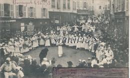 ST-CLAUDE - N° 62 - LES SOUFFLAC.. ET L'HARMONIE DES FAUSSES NOTES (1903) - Saint Claude