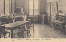 Poperinge  Sanatorium St Idesbald Op De Lovie    Beheer Raadzaal     Scan 7133 - Poperinge