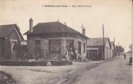 BRETIGNY Sur ORGE - Rue Alfred Leblanc - Bretigny Sur Orge