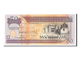 République Dominicaine, 50 Pesos Dominicanos Type 2011 - Dominicaine
