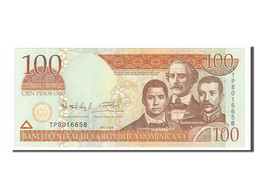 [#154952] République Dominicaine, 100 Pesos Oro Type 2006 - Dominicaine