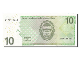 [#255085] Antilles Néerlandaises, 10 Gulden, Type 1998-2012 - Aruba (1986-...)