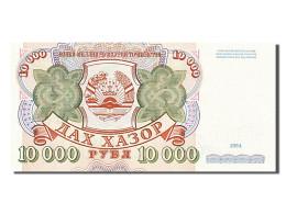 [#255077] Tadjikistan, 10 000 Roubles, Type Parlement - Tadjikistan