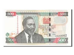 [#154991] Kenya, 500 Shillings Type Arap Moi - Kenya
