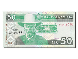 [#255101] Namibie, 50 Namibia Dollars, Type Capitaine H. Wittbooi - Namibie