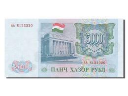 [#255076] Tadjikistan, 500 Roubles, Type Parlement - Tadjikistan