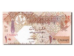 [#255081] Qatar, 10 Riyals, Type 2003 - Qatar