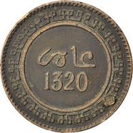 Maroc, Abdul Aziz, 10 Mazunas, AH1320/1902, Birmingham, KM 17.2 - Maroc
