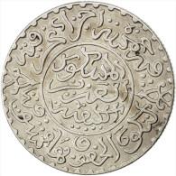 Maroc, Abdul Aziz, 1/4 Rial, AH1321/1903, KM 20.2 - Maroc