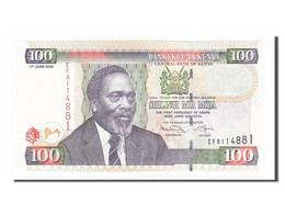 [#154994] Kenya, 100 Shillings Type Arap Moi - Kenya