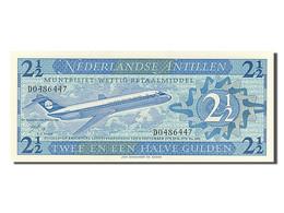 [#255088] Antilles Néerlandaises, 2 1/2 Gulden, Type 1970 - Aruba (1986-...)