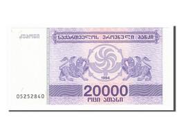 [#154983] Géorgie, 20 000 Laris Type 1993 - Géorgie