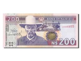 [#255103] Namibie, 200 Namibia Dollars, Type Capitaine H. Wittbooi - Namibie