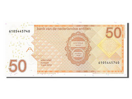 [#255086] Antilles Néerlandaises, 50 Gulden, Type 1998-2012 - Aruba (1986-...)