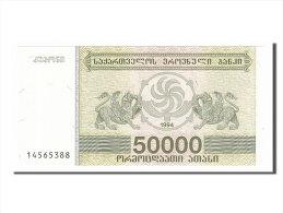 [#154984] Géorgie, 50 000 Laris Type 1994 - Géorgie