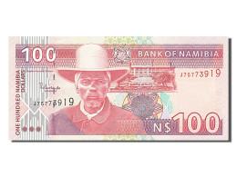 Namibie, 100 Namibia Dollars, Type Capitaine H. Wittbooi - Namibie