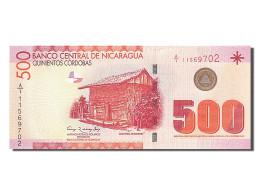 [#255091] Nicaragua, 500 Cordobas, Type Maison Natale De Sandino - Nicaragua