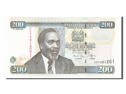 [#154992] Kenya, 200 Shillings Type Arap Moi - Kenya