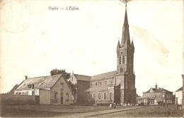 Thulin L'église N° 15364 Edit.finet Dupont 1912 - Belgium