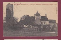 24 - 220414 - MONTIGNAC - Château De La Vermondie - - Frankreich