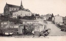 Le Poiré Sur Vie : Vue Prise De La Route D'Aizenay - Poiré-sur-Vie
