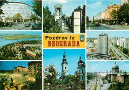 Beograd, Serbia Postcard - Serbia