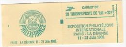 CARNET 2102 C2a.  Cote: 55 € - Carnets