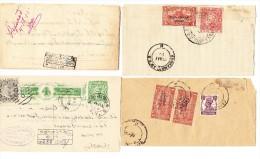 INDIEN - COCHIN - Lot Von 10 Briefe (6 Bilder) - Cochin