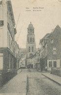 Lier - Rechte Straat - 1920 - Lier