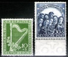 BERLIN:  N°58/59 **      - Cote 200€ - - [5] Berlin